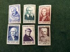 Set of 6 Stamps, National Relief Fund - Celebrities. SG 1178/83 Unmounted Mint.