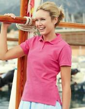 Fruit of the Loom Damen-Poloshirts