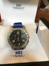 TISSOT T SPORT T036417 PRS 330 CHRONOGRAPH MENS BOX and Papers New Battery