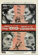 The Big Country DVD Gregory Peck Jean Simmons William Wyler NEW R0 Eng Sub