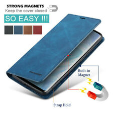For Samsung Galaxy S20 Ultra S20 Plus Luxury Magnetic Wallet Leather Case Cover