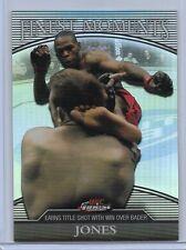 "JON ""Bones"" JONES '11 TOPPS ""Finest Moments"" REFRACTOR (02/288) Gem Mint UFC 126"