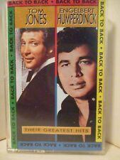 Cassette Rebound 314 520 243-4 Vintage 1994 Tom Jones Engelbert Humperdinck 410