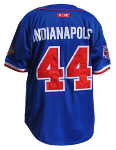INDIANAPOLIS CLOWNS NEGRO LEAGUE BASEBALL JERSEY LIMITED EDITION Jersey