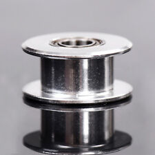 3D Printer HW 20T 5mm Bore Smooth Idler Pulley 6mm GT2 Belt Nuovo PB