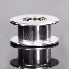 3D Printer HW 20T 5mm Bore Smooth Idler Pulley 6mm GT2 Belt F&F