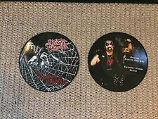 "King Diamond - Spiders Lullaby Demo 12"" PICTURE (NEW*LIM.300 COPIES*MEGARARE)"