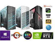 Home Gamer PC Ryzen 4x 4,20GHz 8GB DDR4 Vegas 11 bis RTX 2070 250GB SSD Win 10