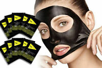 10 Blackhead Removal Face Nose Pore Masks Cleansing Strips Off Spots Removal UK