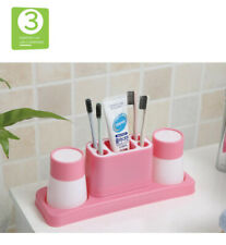 Toothbrush & Toothpaste Holder & organizer Home Decoration Bathroom Accessorie