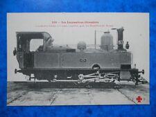 HOUILLÈRES du NÉVERI  :  Locomotive Tender à 6 Roues Accouplées.