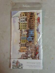 Tall Decoupage Card Kit