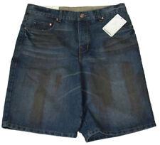 """Authentic Men's Oakley Industrial Denim Linear Shorts W30"""""""