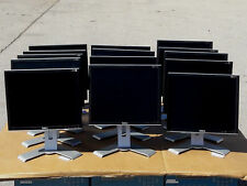 "LOT OF 5 Dell 1907FP, 1908FP 19"" LCD Monitor W/ FREE USB 5 KEYBOARD & 5 MICE"