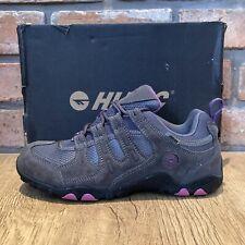 RRP £50 Hi-Tec Quadra II hiking shoes size 6