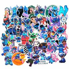 52pcs Stitch Stickers for laptop luggage waterbottle car phone, FREE USA SHIP!
