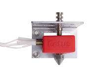 Cetus Extruder Heater Kit-V2 (1 Brass Nozzle and 2 Steel Nozzles), UK Stock