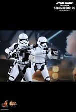 LAYBY HOT TOYS 1/6 STAR WARS FIRST ORDER STORMTROOPERS SET - PRICE = $599.99
