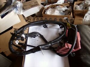 GENUINE GM 95180902 CHEVROLET SONIC POSITIVE BATTERY CABLE