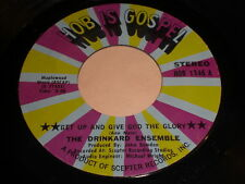 The Drinkard Ensemble: Get Up And Give God The Glory 45 - Black Gospel
