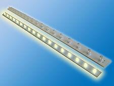 1x LED Platine   Warm Weiß   3000K   12VDC   0,12A   1,44W   bedrahtete 3mm LEDs