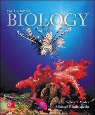 Biology Mader  Sylvia S. 9780078024269