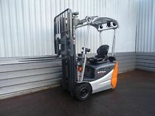 3W STILL RX50-13. 3400mm LIFT. ELECTRIC FORKLIFT TRUCK