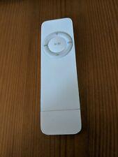 Apple iPod shuffle 1. Generation Weiß (512MB), funktioniert einwandfrei