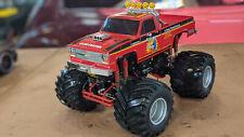 New ListingVintage 1:10 Tamiya Clodbuster 4x4 Monster Rc Truck Built Shelf Queen Original