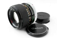 [Excellent+++] Canon FD 100mm f/2.8 S.S.C. SSC Telephoto Prime Lens From JAPAN