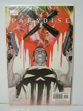 Marvel Paradise X  number 7  Resealable Comic Bag and Board