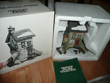 Dickens Village Collection Heritage Village The Maltings Dept 56 Handpainted