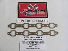 Ford Small Block Exhaust Gaskets