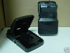 2 Trapper T-Rex Rat Rodent Control Snap Trap Trex Easy to Set Re-usable