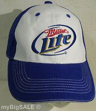Miller Lite Penske Racing #2 KURT BUSCH Baseball Cap Blue Hat Adjustable