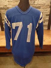 Vintage Baltimore Colts Jersey Dan Sullivan #71 Rawlings Youth Size L 14-16 Rare