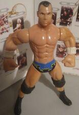WCW Man of a 1000 Holds Dean Malenko Toybiz Inc Wrestling Figur 1999 WWE WWF