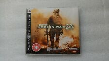Call of Duty Modern Warfare 2 PS3 PROMO RARE PlayStation 3 - MW2 PS3 Promotional