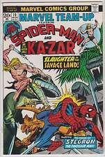 L3184: Marvel Team-Up #19, Vol 1, Mint Condition