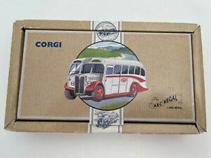 1:50 CORGI AEC REGAL SHEFFIELD 81181