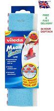 Vileda Magic Mop Head Refill Sponge Refills Cleaning Floor brand new original