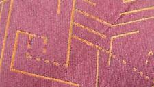 PAUL STUART CANADA RED BEAUTIFUL LINE GEOMETRIC SILK NECKTIE TIE MAP0418B I21