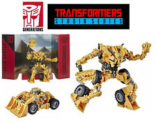 Hasbro Transformers Studio Series 60 Voyager Class Scrapper Action Figure