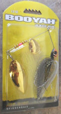Booyah Hotwire Spinnerbait - 1/2oz - Cortez Shad, Bass Cod Perch Lure