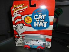 1:64 Johnny Lightning Cat in the Hat '40 Ford Delivery