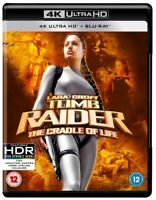 Nuovo Lara Croft - Tomb Raider - The Cradle Of Life 4K Ultra HD