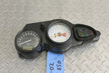 99-02 SUZUKI SV650S GAUGES DISPLAY CLUSTER SPEEDOMETER TACHOMETER