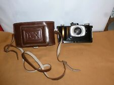 Delta Fex 6x9,ancien appareil photo en bakélite,années 1950-1960.fonctionne.