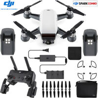 DJI SPARK Fly More Drone Combo Alpine White - CP.PT.000899