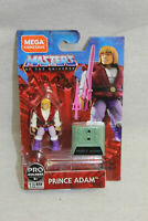 Mega Construx Masters of the Universe Prince Adam Pro Builders Figure GNV33 NEW